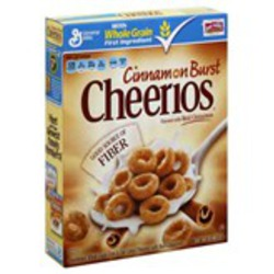 Cinnamon Burst Cheerios