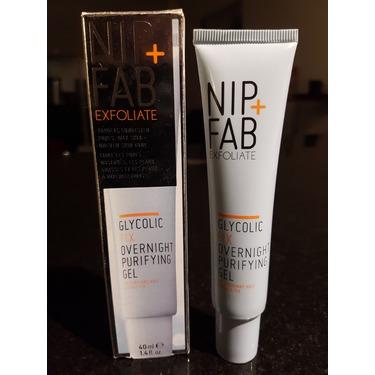 Nip+Fab Glycolic Fix Overnight Purifying Gel