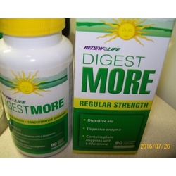 RENEW LIFE Digest More (Regular Strength)