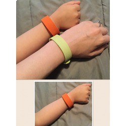 Anti-mosquito wristband