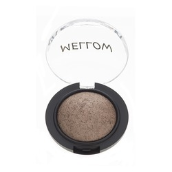 mellow cosmetics baked eyeshadow in coco