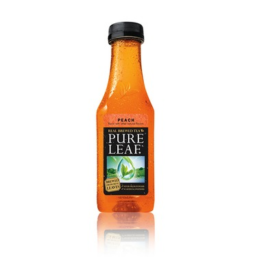 Pure Leaf Peach Real Brewed Iced Tea