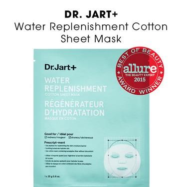 Dr.Jart Water Replenishment Cotton Sheet Mask