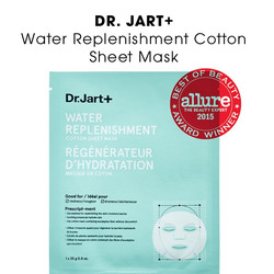 Dr.Jart Water Replenishment Cotton Sheet Mask