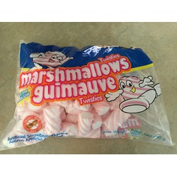 Twisties marshmallows