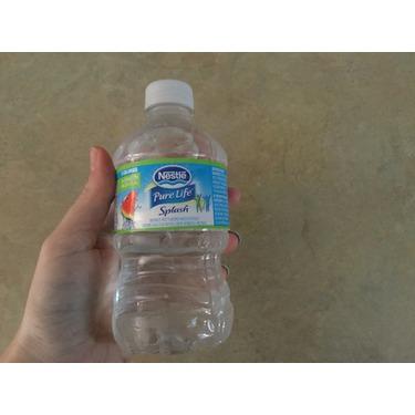 Nestle pure life splash watermelon