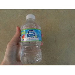 Nestle pure life splash watermelon
