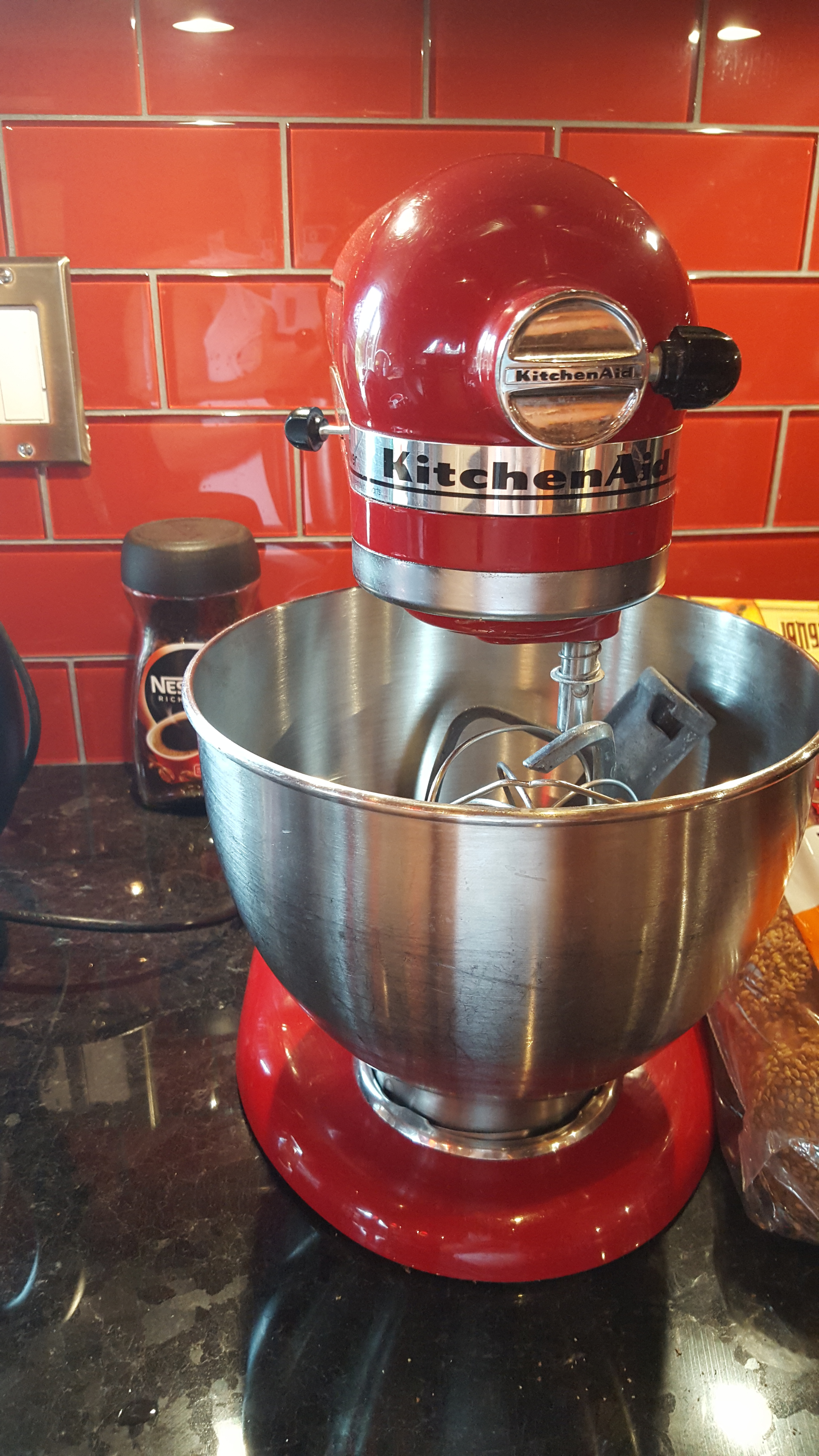 Kitchen Aid classic Series Stand Mixer reviews in Kitchen ...