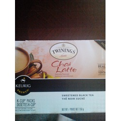 Twinnings chai latte k cups