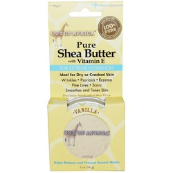 Out of Africa Pure Shea Butter With Vitamin E