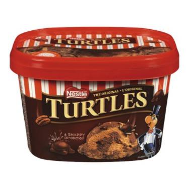 nestley ice cream turtles