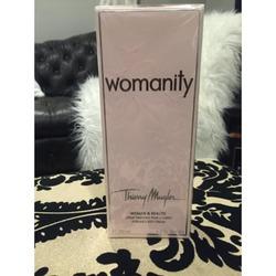Thierry Mugler Womanity Body Milk