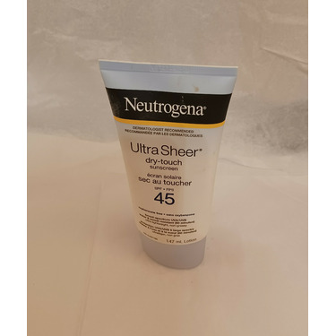 Neutrogena Ultra Sheer Dry-touch SPF45