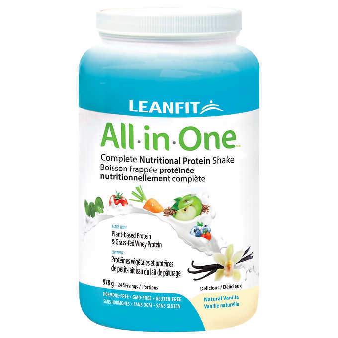 Leanfit All In One Protein Shake Reviews In Weight