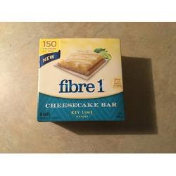 Fibre 1 cheesecake bar key lime
