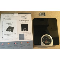Smart Weigh Digital/Mechanical Kitchen and Food Scale