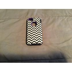 Lantier wave pattern 3 in 1 iPhone 5c case