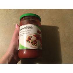Compliments mild chunky salsa