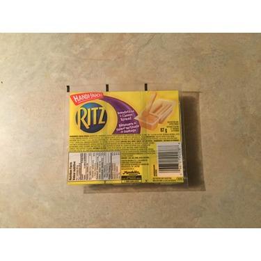 Ritz breadsticks 'n cheese spread