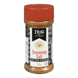 Hy's Seasoning Salt -no msg blend