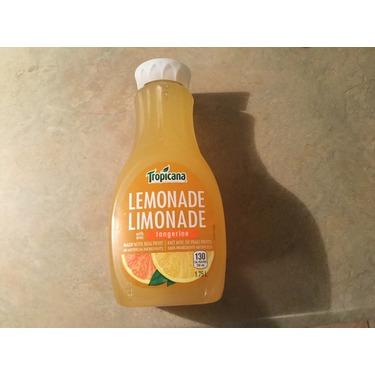 Tropicana lemonade with tangerine