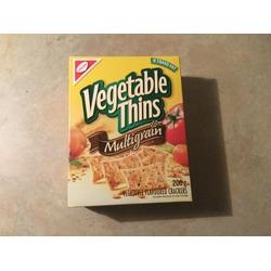 Christie Vegetable thins multigrain