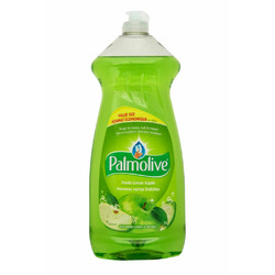 Palmolive fresh green apple dish liquid
