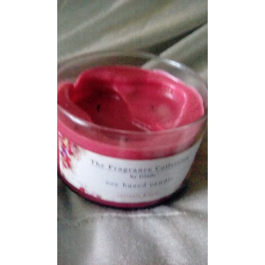 Glade The Fragrance Collection Soy Based Candle Currants &Acai;