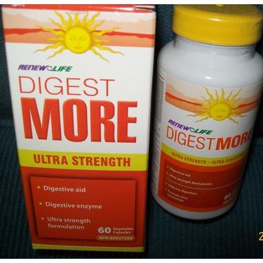 Renew Life DigestMORE ULTRA STRENGTH