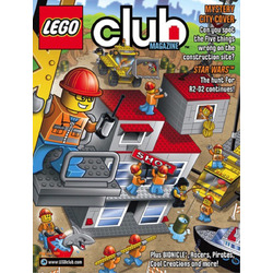 Lego club magazine