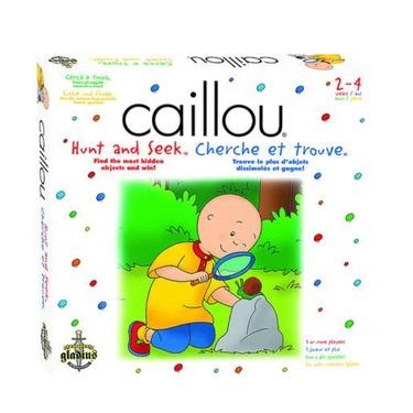 Caillou hunt & seek game