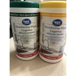 Great Value Disinfectant Wipes