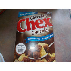 General Mills Chex Chocolate (NEW) Cereal
