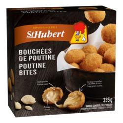 Poutine bites - St-Hubert
