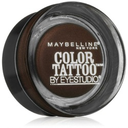 Maybelline Color Tattoo Leathers Chocolate Suede