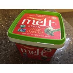 Melt organic spread - buttery