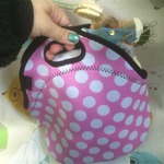iColor Neoprene Lunch Bag