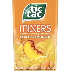 Tic Tac Mixers Peach Lemonade