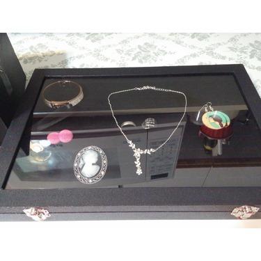 EchoAcc® 100 Slot Earring Ring Jewelry Display Storage Box Tray