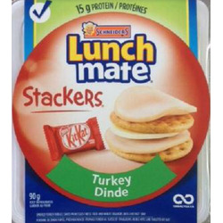 Lunchmate stackers turkey