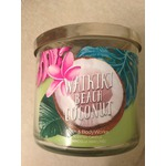 Waikiki Beach Coconut Bath And Body Works
