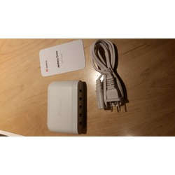 Jackery Crew 5-Port High Speed USB Charging Hub and Portable Battery Charger