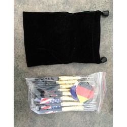 Arespark 12 pack steel tip darts