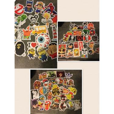 Sedeta® (Pack of 100) Stickers