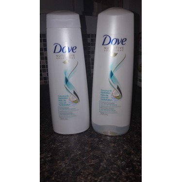 Dove Nutritive Solutions Coconut & Hydration Conditioner