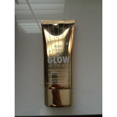 Hard Candy Glow All the Way Face & Body Luminizer in Glamazon Bronze