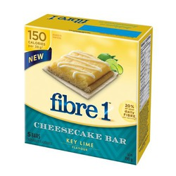 Fibre 1 Key Lime Cheesecake Bar