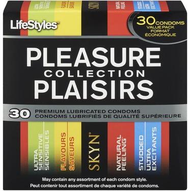 Lifestyle Pleasure collection