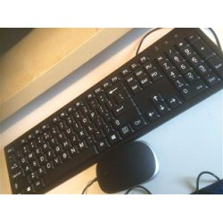 Perixx PERIDUO-211 Wired Keyboard and Mouse Combo