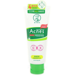 mentholatum acnes creamy face wash